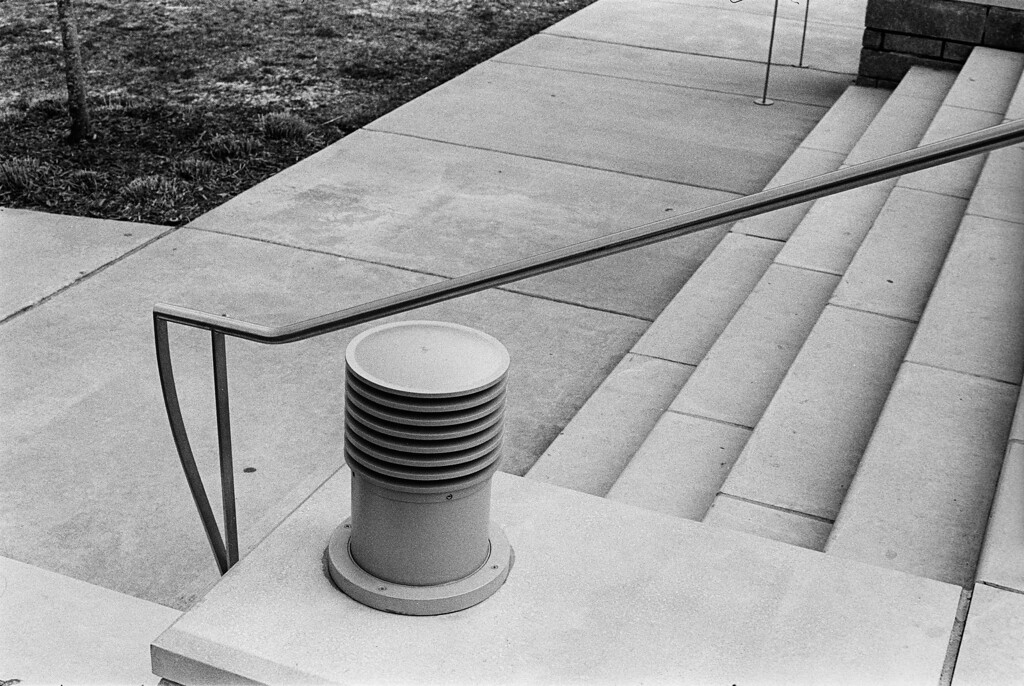 NC, Asheville, March 2013, M2 ZM-50 Tri-X 800