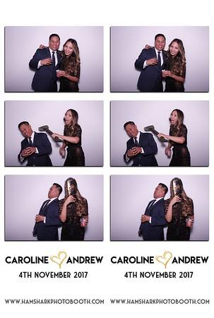 Caroline + Andrew