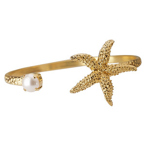 Sea Star Bracelet / Pearl