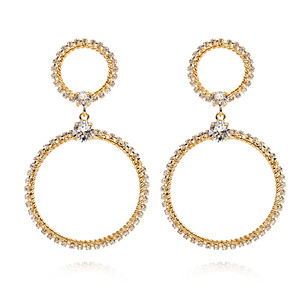 BRIDAL -  Forever Love Earring / Crystal