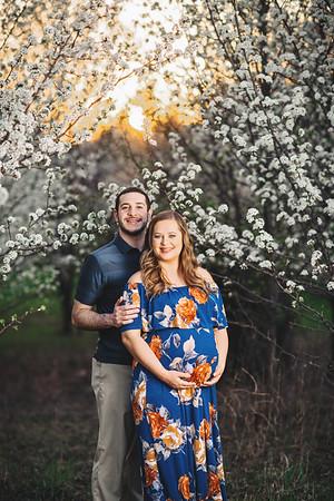 Caroline Maternity Photos