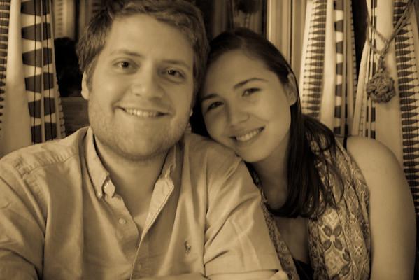 Caroline and Wes get married 5/1/15