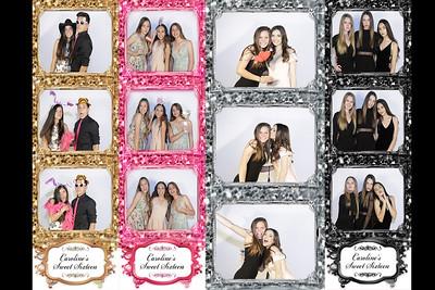Caroline's Sweet 16
