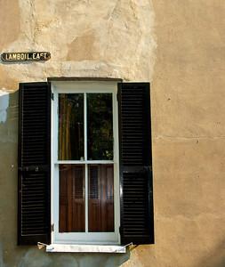 "' Lamboil East ' Charleston, SC  12""x16"", Luster paper (12 mil)"