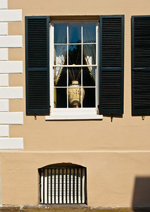 "' Vase in the Window' Charleston, SC  12""x16"", Luster paper (12 mil)"