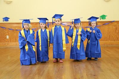 Carol's Tiny Tots Graduation