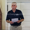 Greg Prechtl speaks in honor of Jack and Yvonne McCredie at the Girls' Club on June 25, 2016. The McCredies recently donated to Boys' and Girls' Club to support its mission of providing children with a fun, safe place to learn and grow at Chautauqua.