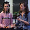 "Actresses Allison Altman, left, and Kathryn Metzger, right, as the characters Sabrina Daldry and Catherine Givings, respectively, rehearse a scene from the Chautauqua Theater Company's upcoming production of Sarah Ruhl's ""In the Next Room (or the vibrator play),"" directed by Larissa Kokernot, in Brawdy Theater Studios on June 25, 2016.<br /> <br /> In the show, Altman and Metzger play Victorian women who rediscover their own sexuality when Dr. Givings, Catherine's husband, introduces them to a mechanism that we know today as a vibrator. In this scene, Daldry and Givings contemplate the future of electricity.<br /> <br /> Photo by Carolyn Brown."