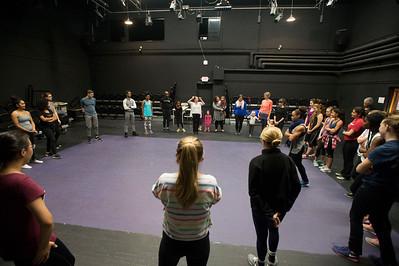 Carolyn Dorfman Dance Master Class