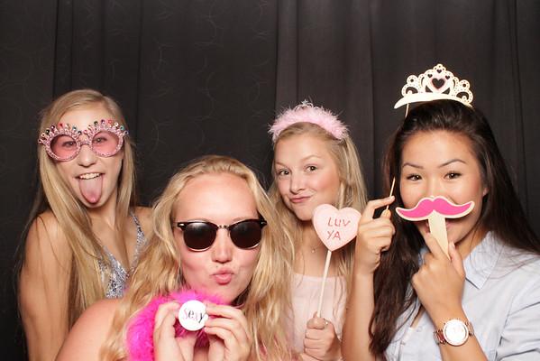 Carolyn's Grad Party