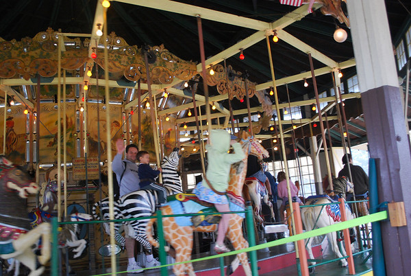 Carousel at Balboa Park