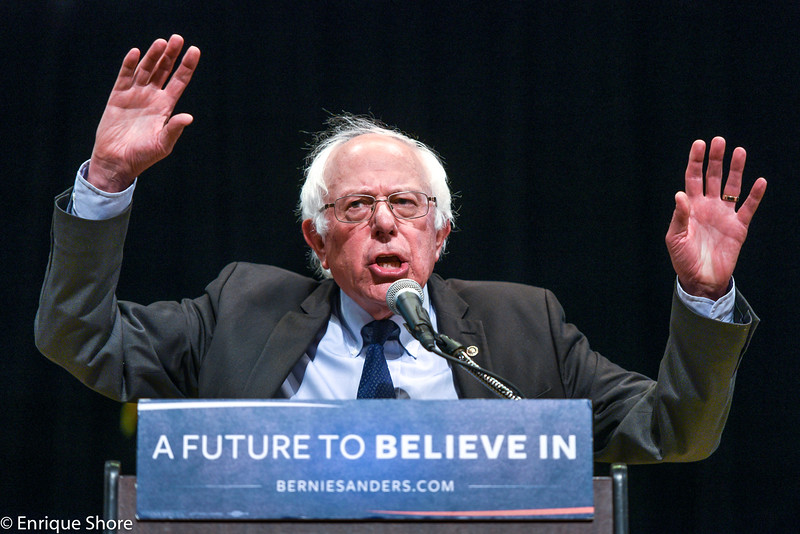 """Bernie Sanders delivers """"Where We Go From Here"""" speech in NY"""