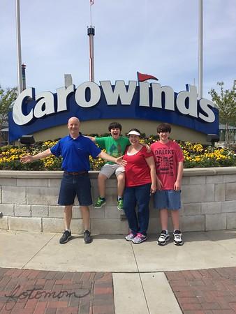 Carowinds 041017
