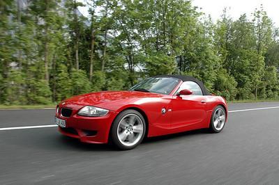 BMW Z4 M-Roadster