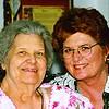 Lessie Stultz and daughter Patricia Stultz Carpenter 6-24-98