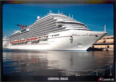 2016 Carnival Magic