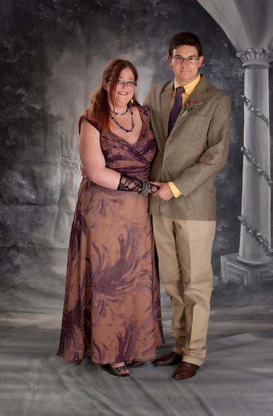 Meaghan Senior Prom
