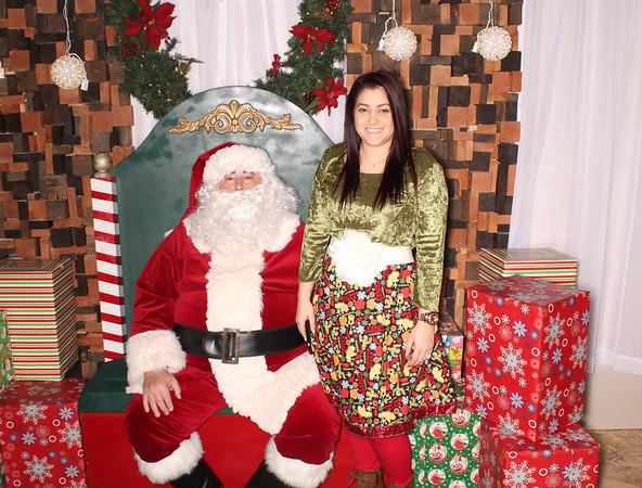 /w Santa