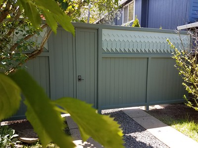 Designer Fence Project