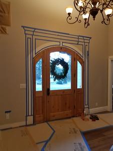 Entry Door Detail