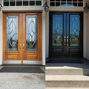 Wendy's Entry Door Project