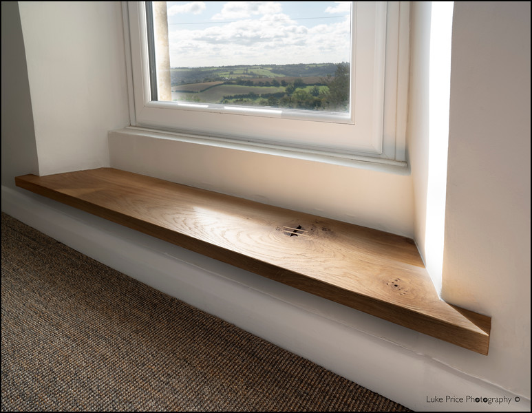 Oak Windowsill