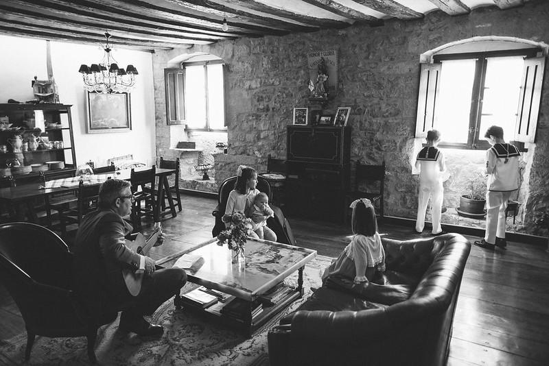 Fotografia de familia navarra 5