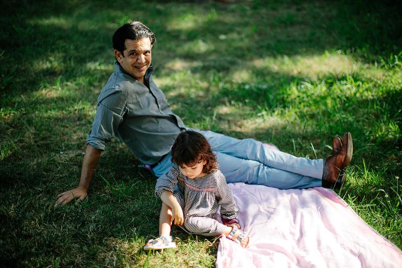 Fotografia de familia navarra 16