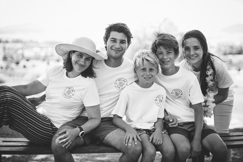 Fotografia de familia navarra 14