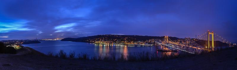 Strait Blue