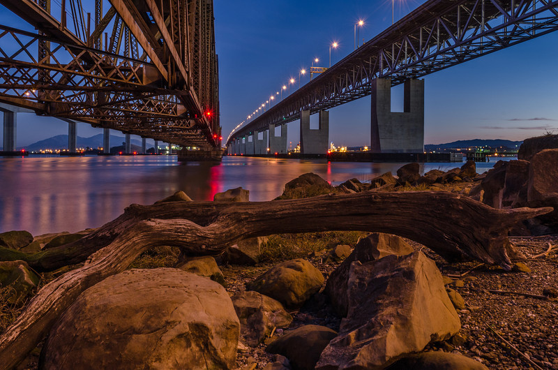 Resting Under The Bridge