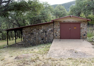 Outbuilding at Carr House (2019)