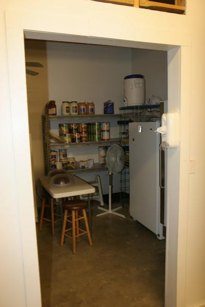 Stoage and refrigerators