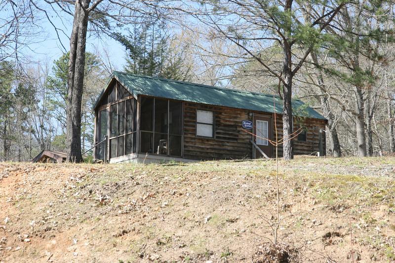 Staff cabin