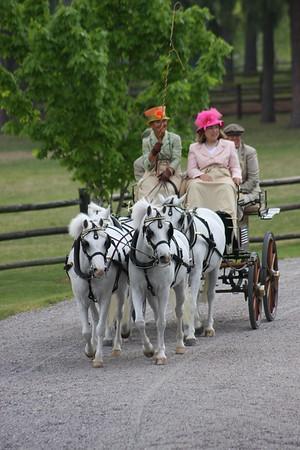Southern Pines Invitational Drive - Saturday 2012