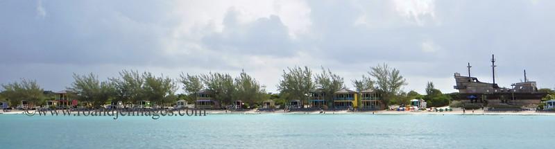 Half Moon Cay ( Little San Salvador Island), Bahamas
