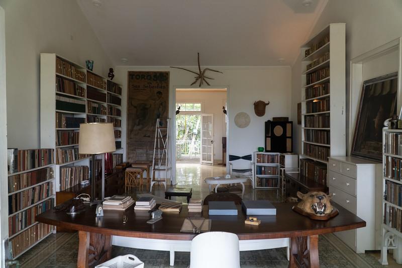Vinca Vigia, Ernest Hemmingway's home near Havana
