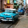 Classic cars on the streets of Havana