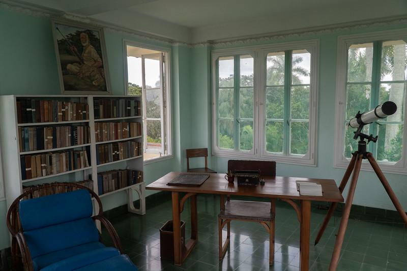 Finca Vigia, Hemmingway's home near Havana
