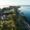 La Punta as seen from the Hotel Jagua in Cienfuegos