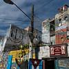 Street art in the Callejo de Hamel
