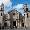 Cathedral San Cristobal in Havana