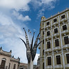 One of the squares in Old Havana