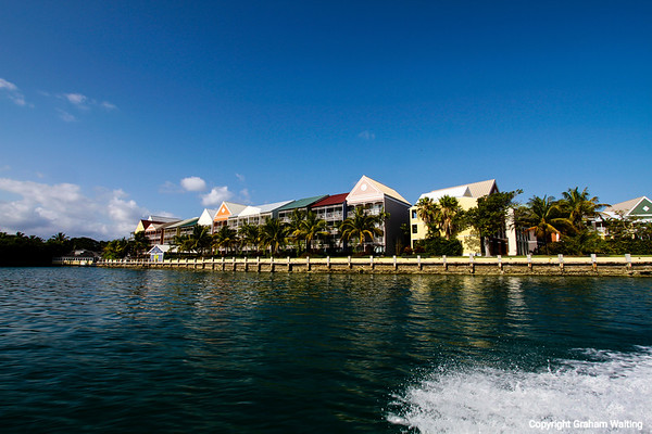 Grand Bahama, Ritz Hotel