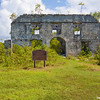 Historical building, cotton plantation, Cat Island, Bahama