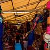 Straw market in Nassau, Bahama