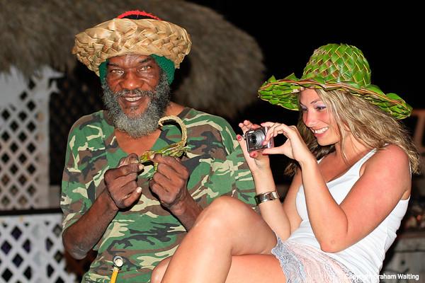 Arthur, famous Pirate Grand Bahama