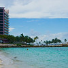 Wyndham Hotel at Cable beach, Nassau, Bahamas