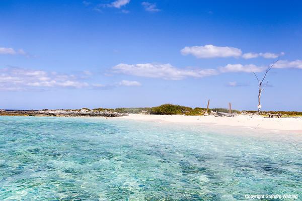 Grand Bahama. Peterson Cay