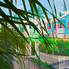 Mural at Ocean reef Yacht Club, Grand Bahama Grand Bahama